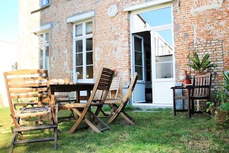 Studio tSomerhuys - Mechelen - Daire