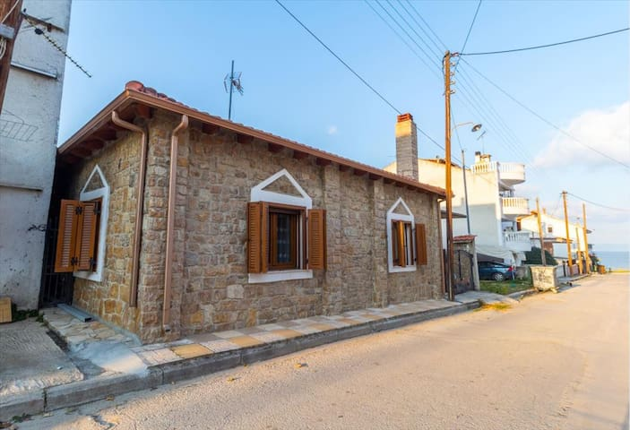 2 bedroom Detached house in Nea Fokea RE0335 - Nea Fokea - Appartement
