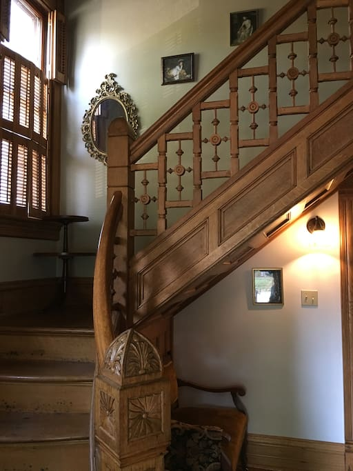 Grand Foyer and Stairway