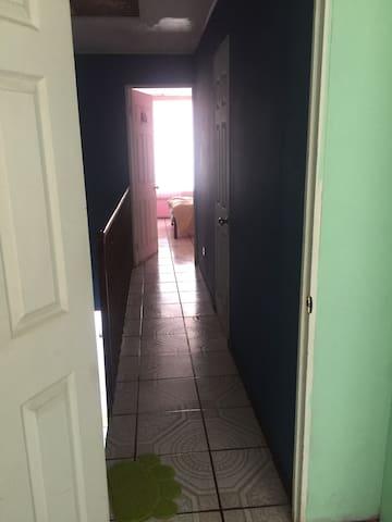 Akela's room