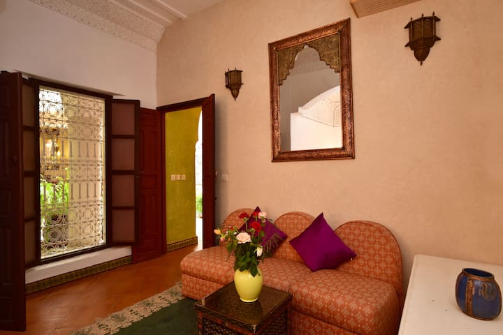 RIAD MANISSA : CHAMBRE SAMARCANDE - Marrakesh - Bed & Breakfast
