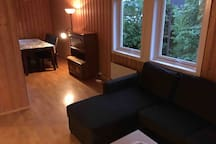 Nice apartment with three bedrooms
