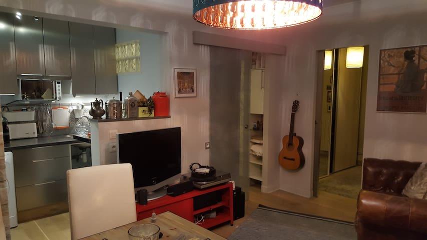 Le deux piéces idéal - Fontenay-sous-Bois - Apartament