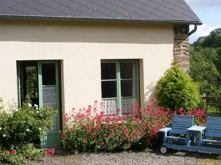 Le Pressoir, Self catering cottage