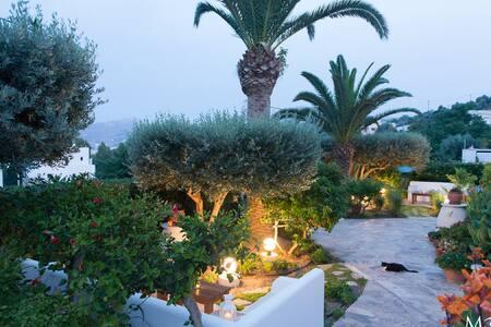 Cosy apartment - close to the beach - Alinda - Apartemen