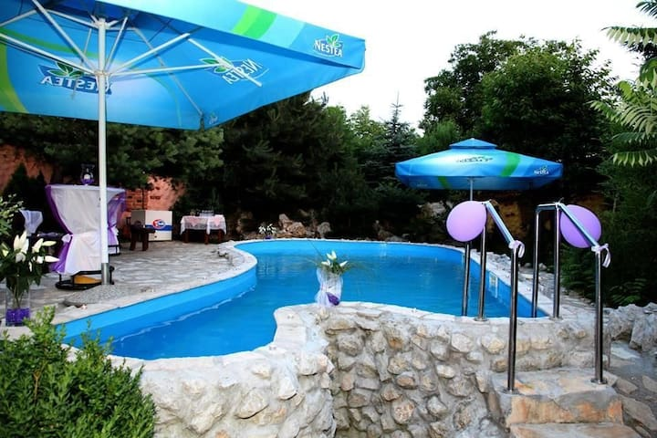 Stara Vodenica Bed and Breakfast / Twin Room for 4 adults
