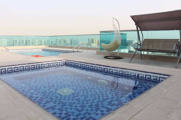 ⭐ Cozy and spacious one bedroom in Dubai ⭐