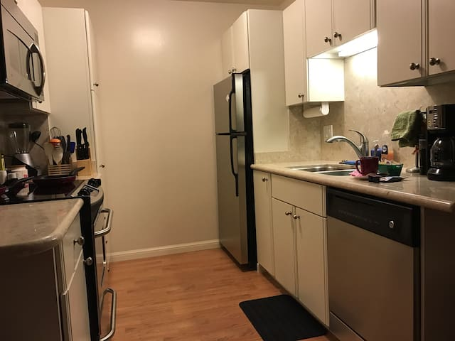 Spacious, remodeled condo - Walnut Creek - Apto. en complejo residencial