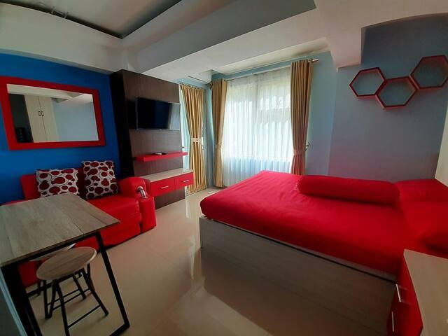 Apartemen Studio 24