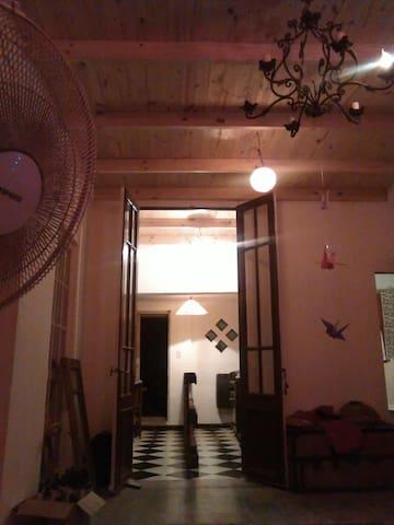 hermosa casa cultural abre sus puertas a viajeros - Adrogué - House