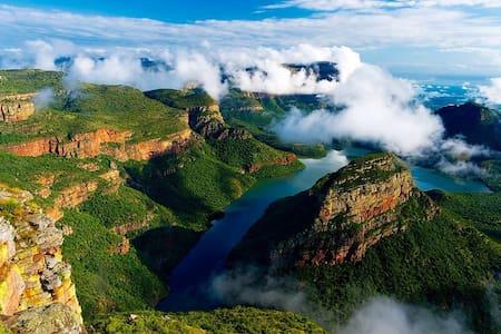 Bona Intaba Game Lodge/Hoedspruit/Blyde River - Blyde River Canyon - Hoedspruit
