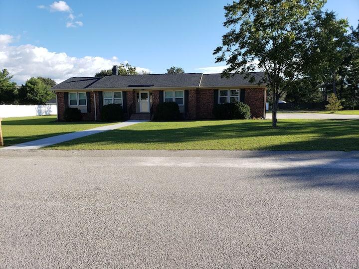 House, Golf & Softball fun,Trailer parking
