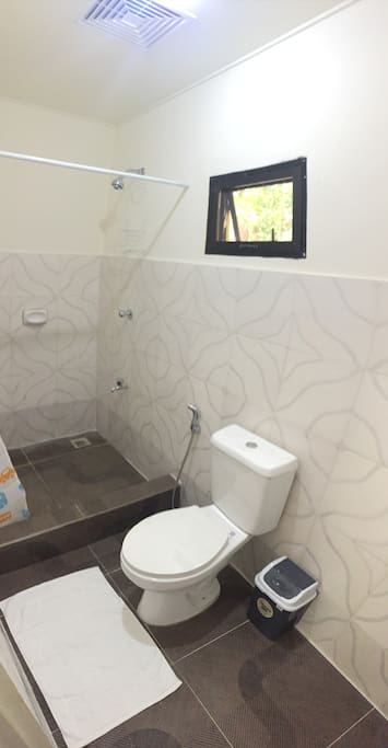 Balay ti Gasat (House of Cheerful) - Private toilet