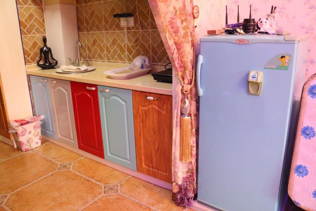 厨房, kitchen