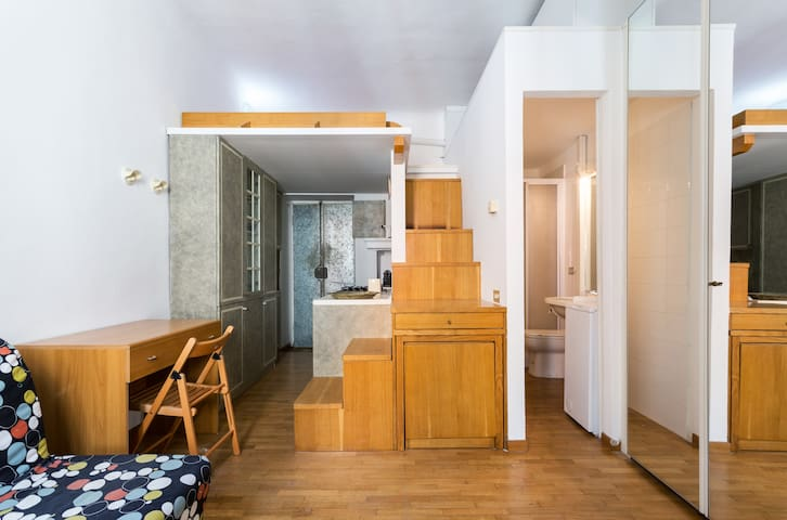 Cozy and comfortable studio in the Heart of Milan