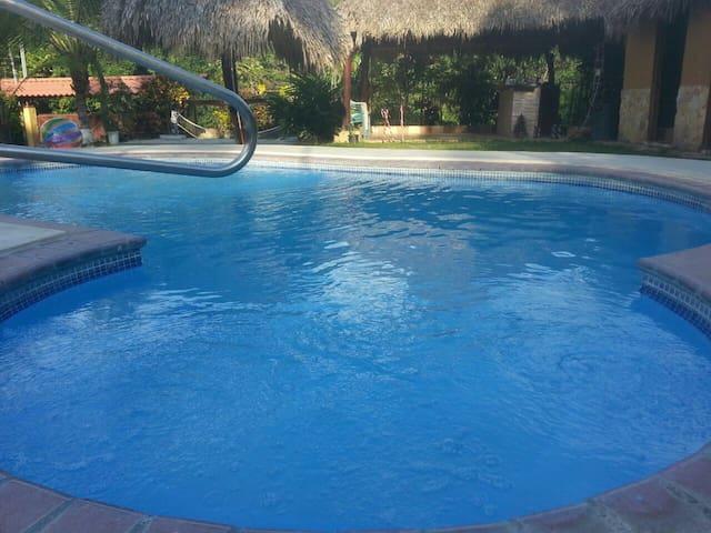 Villa Camping Paradise - Cascajal - Tenda