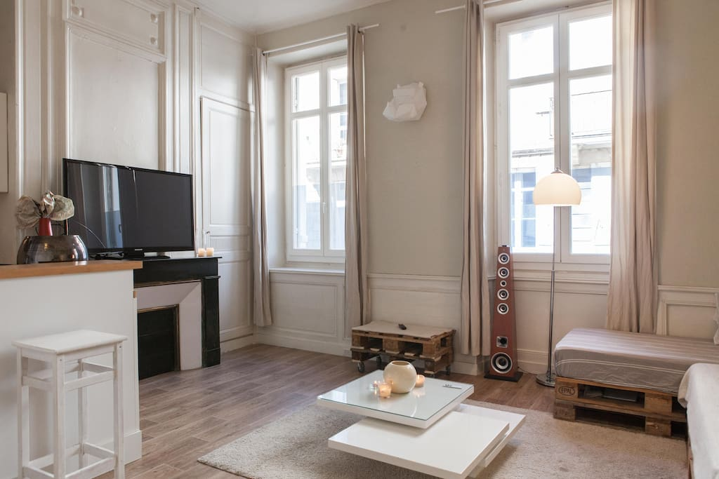 Grand salon - spacious living room (2)