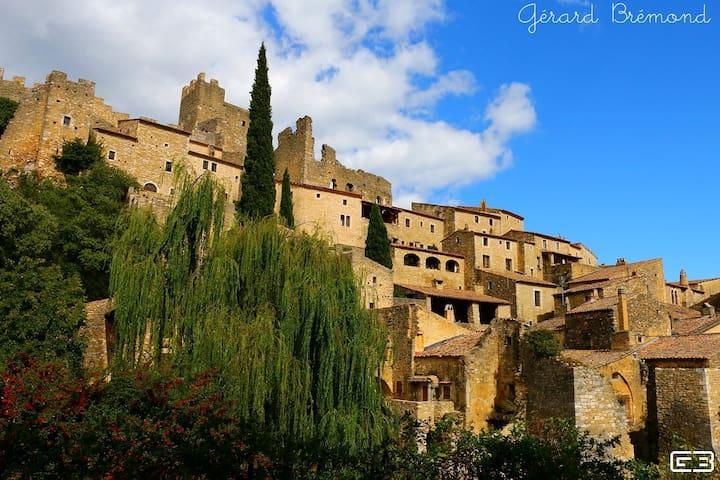 South Ardèche calm, Chauvet ... - Saint-Montan - Casa