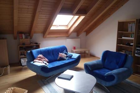 Großes helles Zimmer mit Bad - Talo