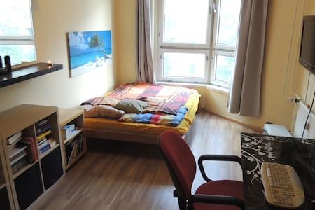 Bedroom at Potsdamer Platz! - Berlin