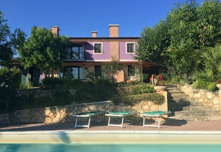 Vineyard Villa with swimming pool  - Vicenza Hills - Lonigo - Villa