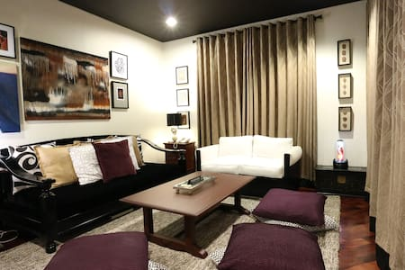 Bed & Breakfast in the Suburbs (2 separate beds) - Muntinlupa