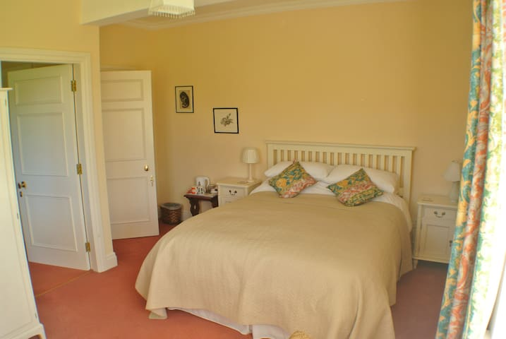Stockton Mill B&B 1st room of 3 - Welshpool - Bed & Breakfast
