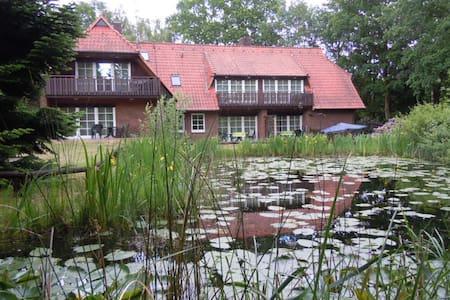 Ferienhaus vorm Westerhoop - Undeloh