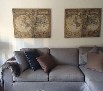 Superb apartment in Crans - Montana - Pis