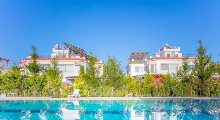 Three bedroom apartment in Cyprus