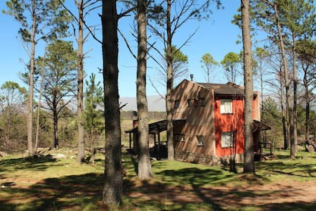 In the mountains and forests of Cor - Villa General Belgrano - Haus