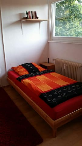 Comfy room near the centre of Mrb. - Marburg - Ev