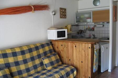 Appartement à louer  à tous moments - Saint-Lary-Soulan - อพาร์ทเมนท์