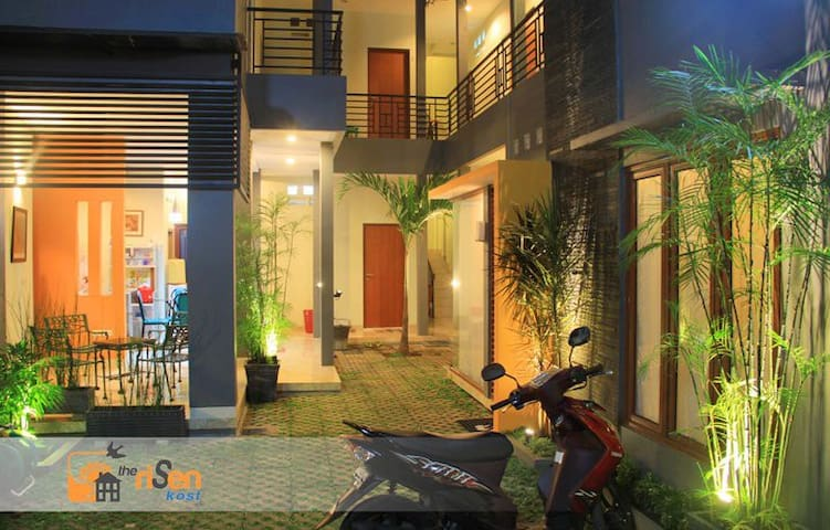 a Smart Room - Central Jakarta - House