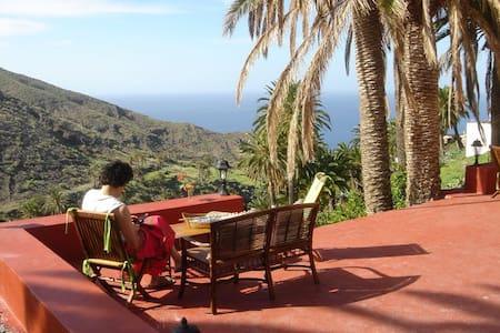 Cosy villa with amazing terrace - Alojera - Haus