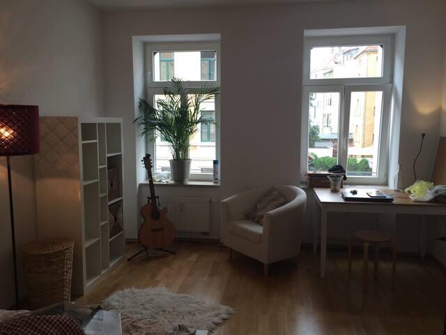 Gemütliches Zimmer in Connewitz! - Leipzig - Apartment