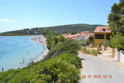 Maladroxia 20 meters from the beach