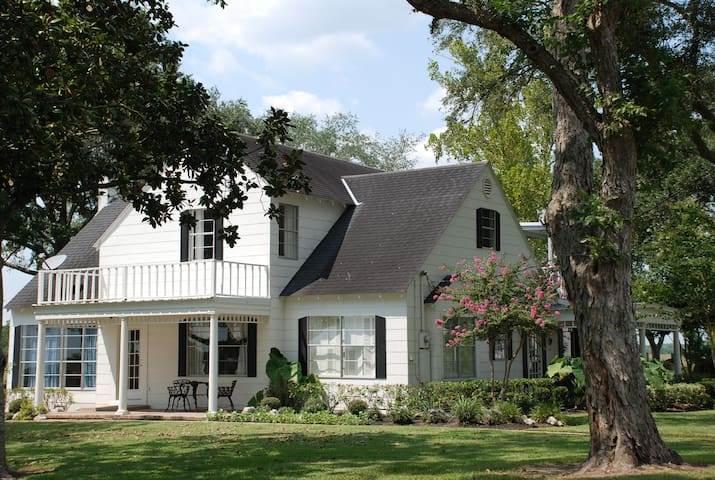 BRAZOS BEND STATE PARK AND SUGAR LAND COUNTRY - Damon - House