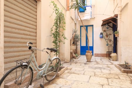 Courtyard Botteghelle - Trapani - Apartment
