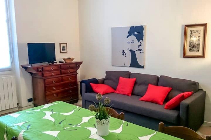 Romeo Apartments - GREEN (+parking)