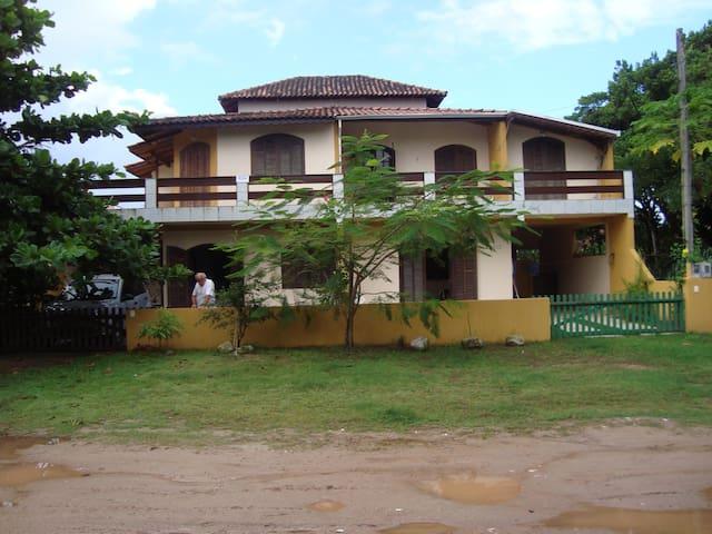 Apartamento em Vila a 60mt da praia - Itapoá - Villa