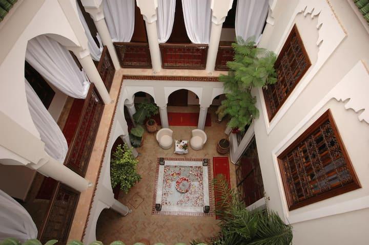 Riad Anaïs Serena Deluxe Room