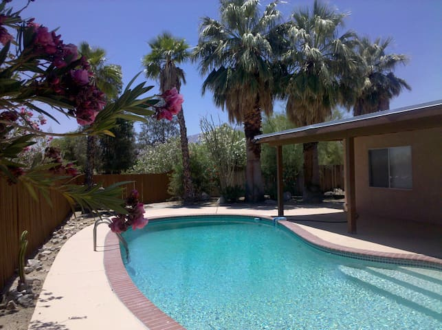 Mountain View, Desert Retreat in Borrego Spring - Borrego Springs - Haus