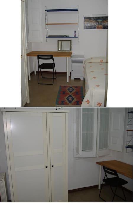 ROOM #2 - Single room