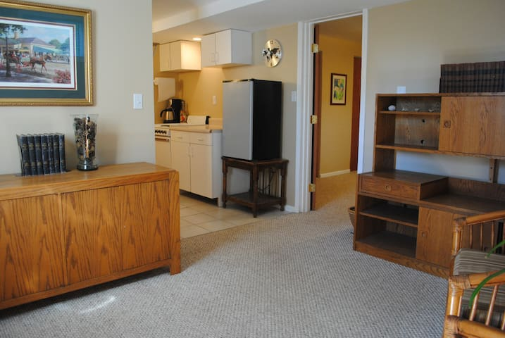 Quiet and bright basement apartment - Colorado Springs - Wohnung
