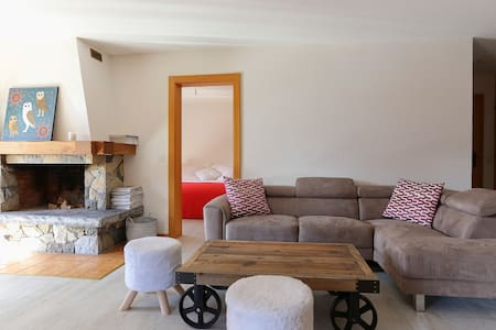 Stunning flat- easy access to slope - Apartment