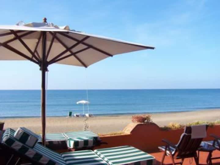 Duna Grande Villa accesso esclusivo spiaggia 50m
