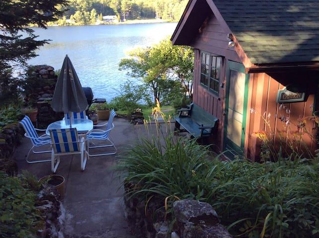 Lakeside Adirondack Home - Caroga Lake - Huis