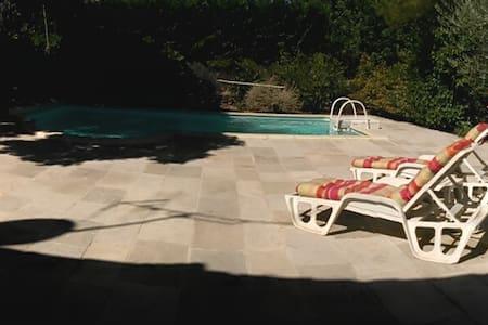 Suite parentale dans villa calme - Garéoult - Casa
