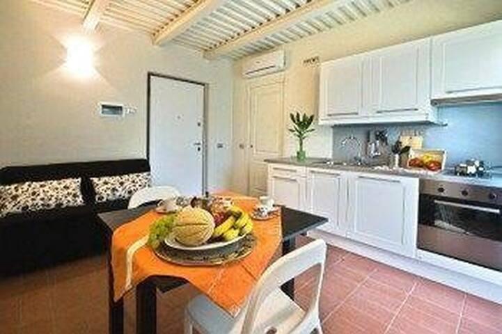 Delizioso appartamento nel verde! - Sarzana - Apartamento